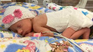 Our baby arrived 10 weeks early... a Cork mum shares her story