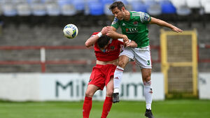 Leeside Legend Alan Bennett calls time on his professional soccer career