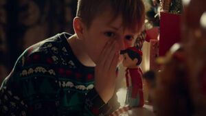 SuperValu Christmas ad had personal meaning for the Cork boy who starred in it