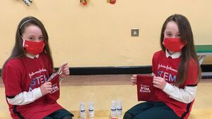 Cork students take part in DePuy Ireland's first Virtual STEM Academy Programme