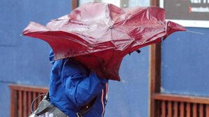 Yellow weather warning issued for this weekend
