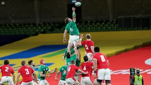 Peter O'Mahony rises to the occasion as Ireland impress in beating Wales