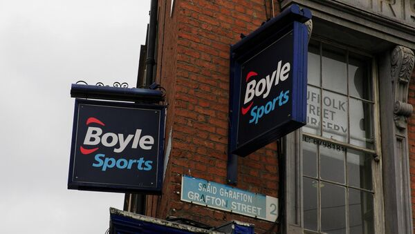 File image of Boyle Sports bookmakers on Grafton Street, Dublin. Photo:Gareth Chaney/Collins