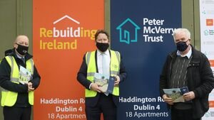 Peter McVerry Trust announce major construction programme with homes expected in Cork