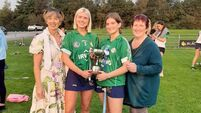 Agahda camogie club draw on the past as county title points to a bright future