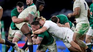 David Corkery: Ireland were eaten alive by England in contact
