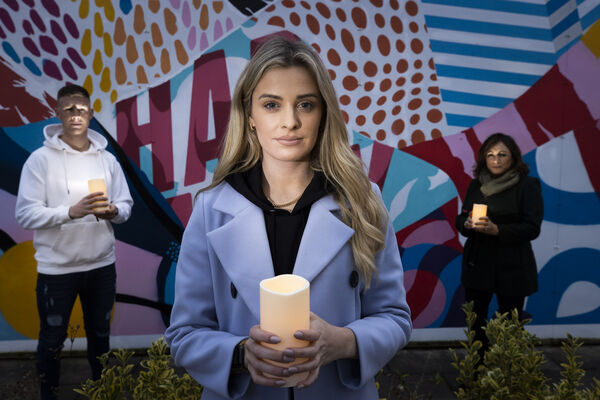 Next week people across Cork can support the campaign by placing a candle in their window to represent hope and join in the social #HopeOverSilence conversation to help everyone feel connected this Christmas.