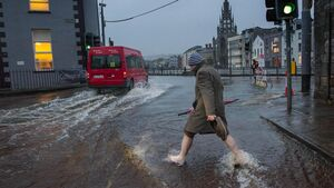 100 Council staff ready to deal with potential city centre flooding