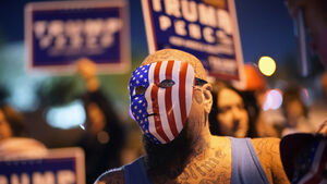 In Pictures: Protesters on the streets amid disputes over US vote counting
