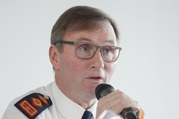 Garda Chief Superintendent Barry McPolin.Pic Daragh Mc Sweeney/Provision