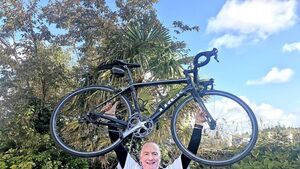 Avid cyclist and founder of Tour de Munster named November's Cork Person of the Month
