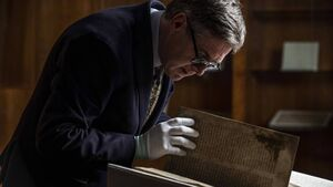 UCC welcomes Book of Lismore home to Cork