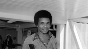 Johnny Nash: Reggae singer-songwriter dies aged 80