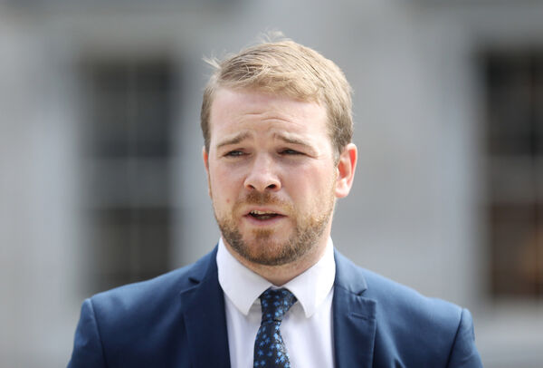Sinn Féin spokesperson on Education Donnchadh Ó Laoghaire said questions need to be answered. Photo: Leah Farrell/Rollingnews.ie