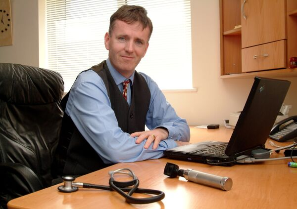 Dr Ronan Boland of Wherlands Lane Medical centre, Blackpool /A MEMBER OF THE NATIONAL GP COMMITTEE OF THE IRISH MEDICAL ORGANISATION. / /Pic: Gerard McCarthy087 8537228