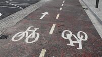 Installation of increased cycle lane protection to begin in coming weeks