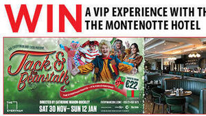 WIN A VIP EXPERIENCE AT THE EVERYMAN AND THE MONTENOTTE HOTEL