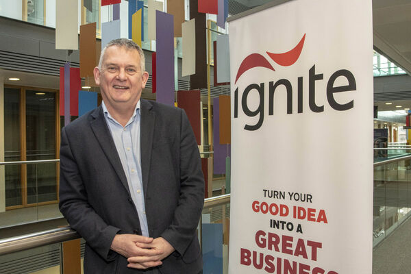 Eamon Curtin, IGNITE Programme Director, UCC