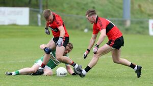 Cork footballer Cathail O'Mahony fires Mitchelstown into the IFC final