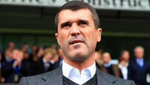 Roy Keane is touted as the next Salford City manager