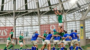 David Corkery: Ireland impress but Italy offer nothing to Six Nations at this stage