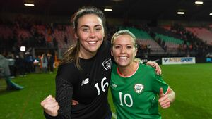 Former Cork City keeper Amanda Budden has found her tribe in Galway