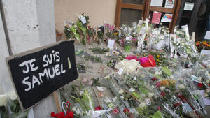 French militant group and mosque to close after teacher's killing