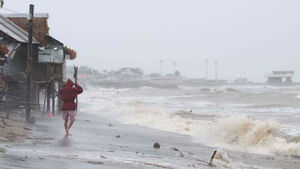 At least seven killed as super typhoon hits Philippines