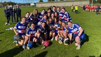 U14 camogie titles for committed Kinsale and Bandon teams