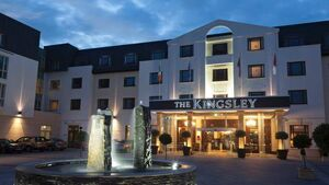 Cork city hotel closes for short period after two staff members test positive for Covid-19