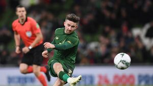 Former Cork City duo Maguire and Horgan called into Ireland squad