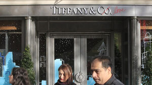 French luxury goods giant LVMH secures deal for US jeweller Tiffany