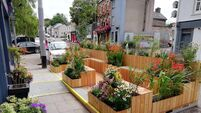Locations for ten new parklets in Cork revealed