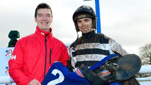 Rocky's Silver can strike gold for James Dullea in the Cork National at Mallow
