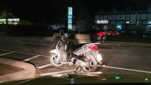Driver has moped seized and will appear in court after turning away from Operation Fanacht checkpoint in Cork