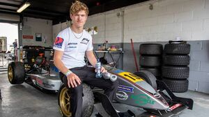 Shanagarry's Lucca Allen is off to Japan to race in the Super Formula Lights series