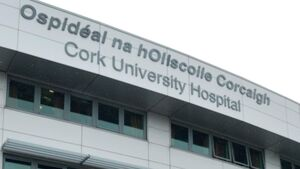 Cork hospital has second-highest number of Covid-19 patients in country