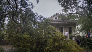 Millions without power after Hurricane Zeta batters southern US