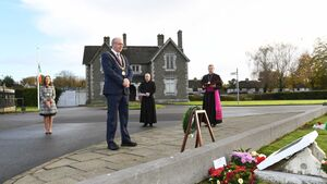 Tributes paid to Terence MacSwiney in Cork on 100th anniversary of death