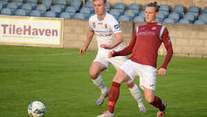 Ian Turner will use all his experience to push Cobh into the play-offs