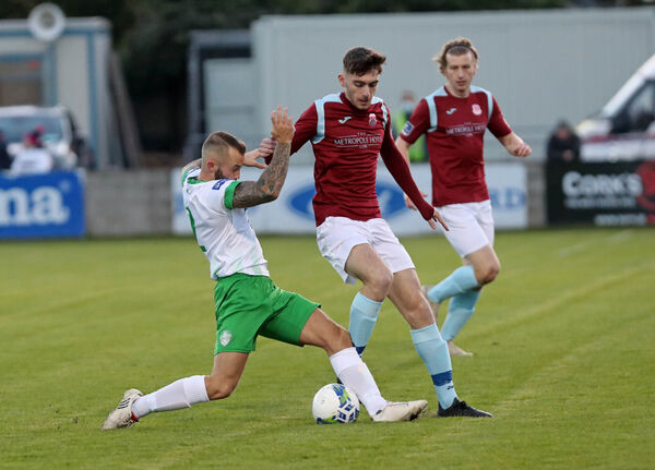 Conor Drinan, Cobh Ramblers. Picture: Jim Coughlan.