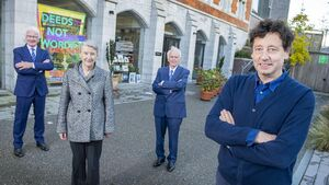 Cork architects win prestigious award for design and planning of Nano Nagle Place