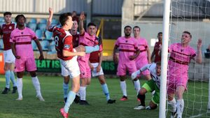 Charlie Lyons and Cobh Ramblers can keep promotion dream alive