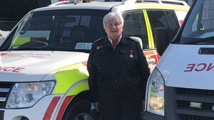 Cork woman has volunteered for 52 years with the Order of Malta...