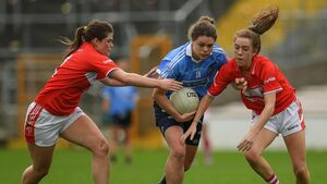 Cork ladies footballers without two key players through injury