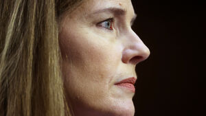 Republican senators work over weekend to put Amy Coney Barrett on Supreme Court