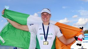 Pure gold as Cork rowers deliver yet again for Ireland on the world stage