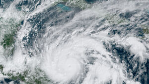 130mph Hurricane Eta threatens to bring flooding and storm surge