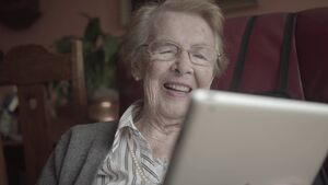 Big break comes after 90 years for granny in music video by Cork-based director