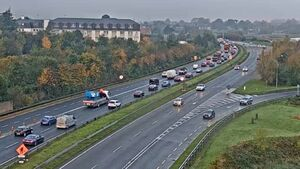 South Ring crash causes traffic delays in Cork this morning